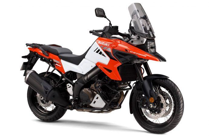 Suzuki V-STROM 1050XA 2020