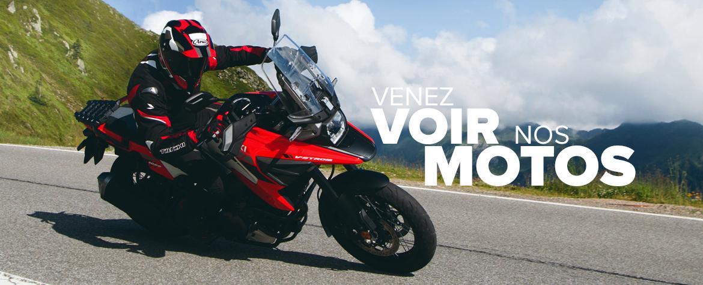 Motos Suzuki neuves