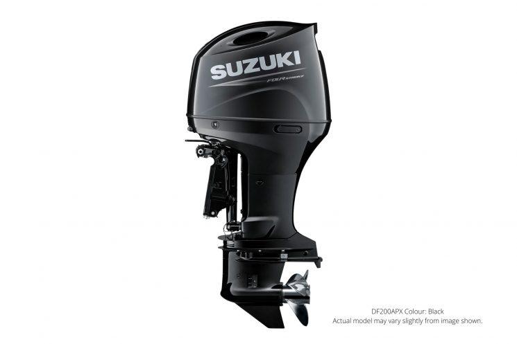 Suzuki DF200APXW 2021